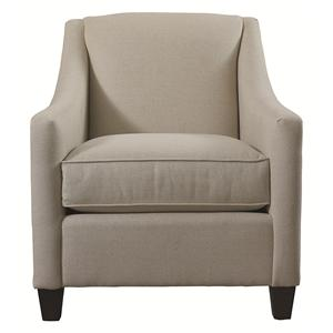 Corina Accent Chair with Casual Style