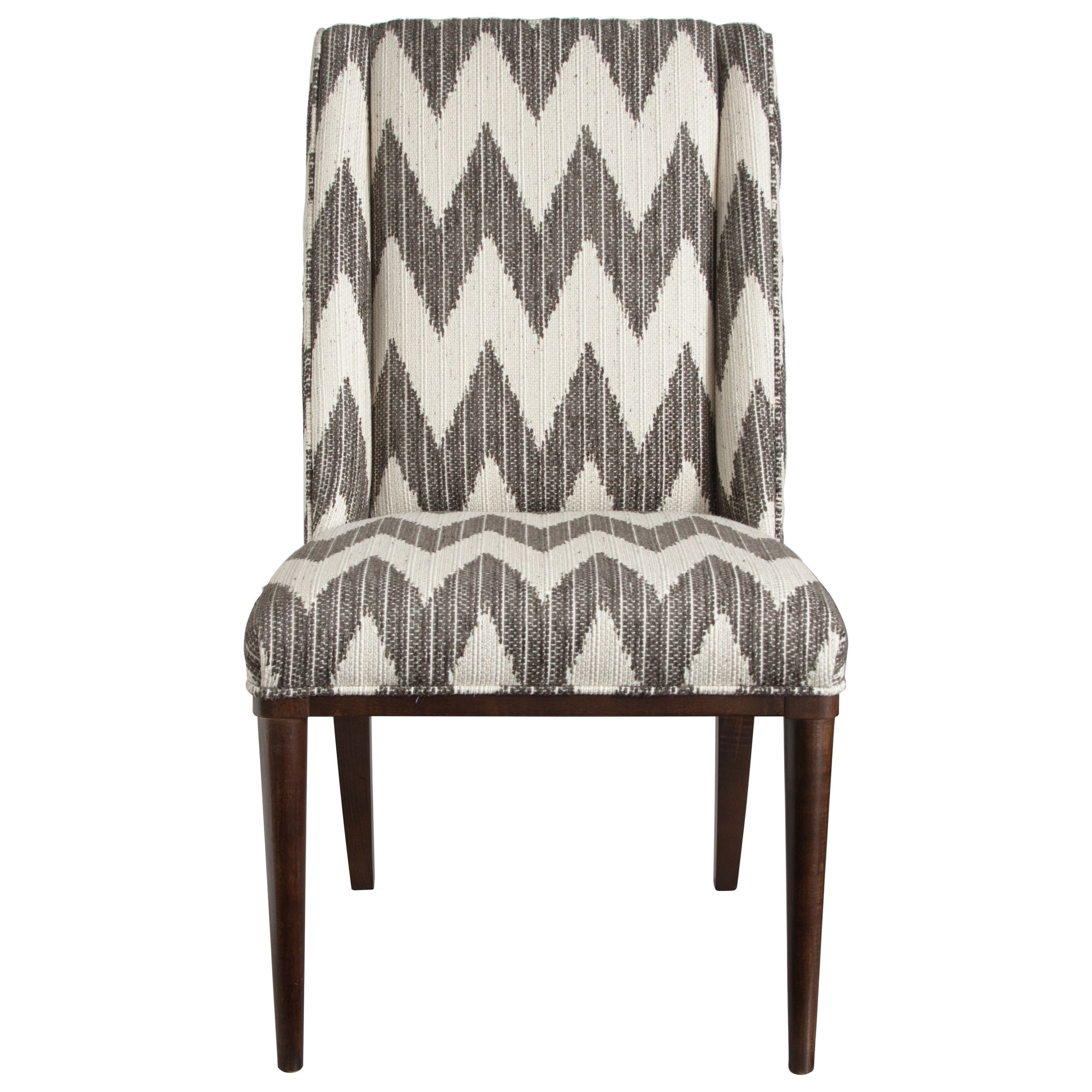 Ainsley Side Chair by Bassett at Fisher Home Furnishings