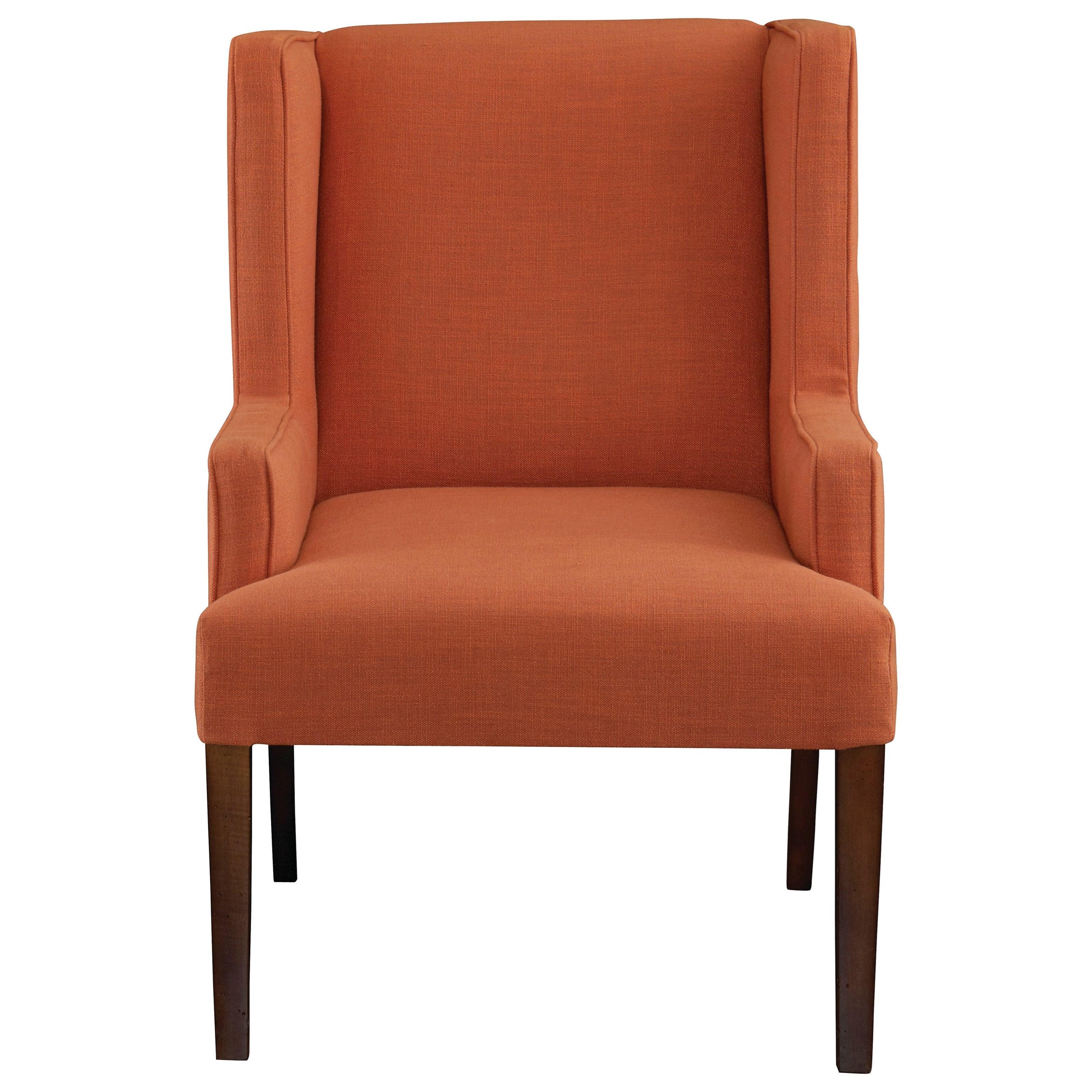 Albert Arm Chair by Bassett at Bassett of Cool Springs