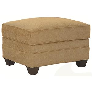 Classic Styled Ottoman