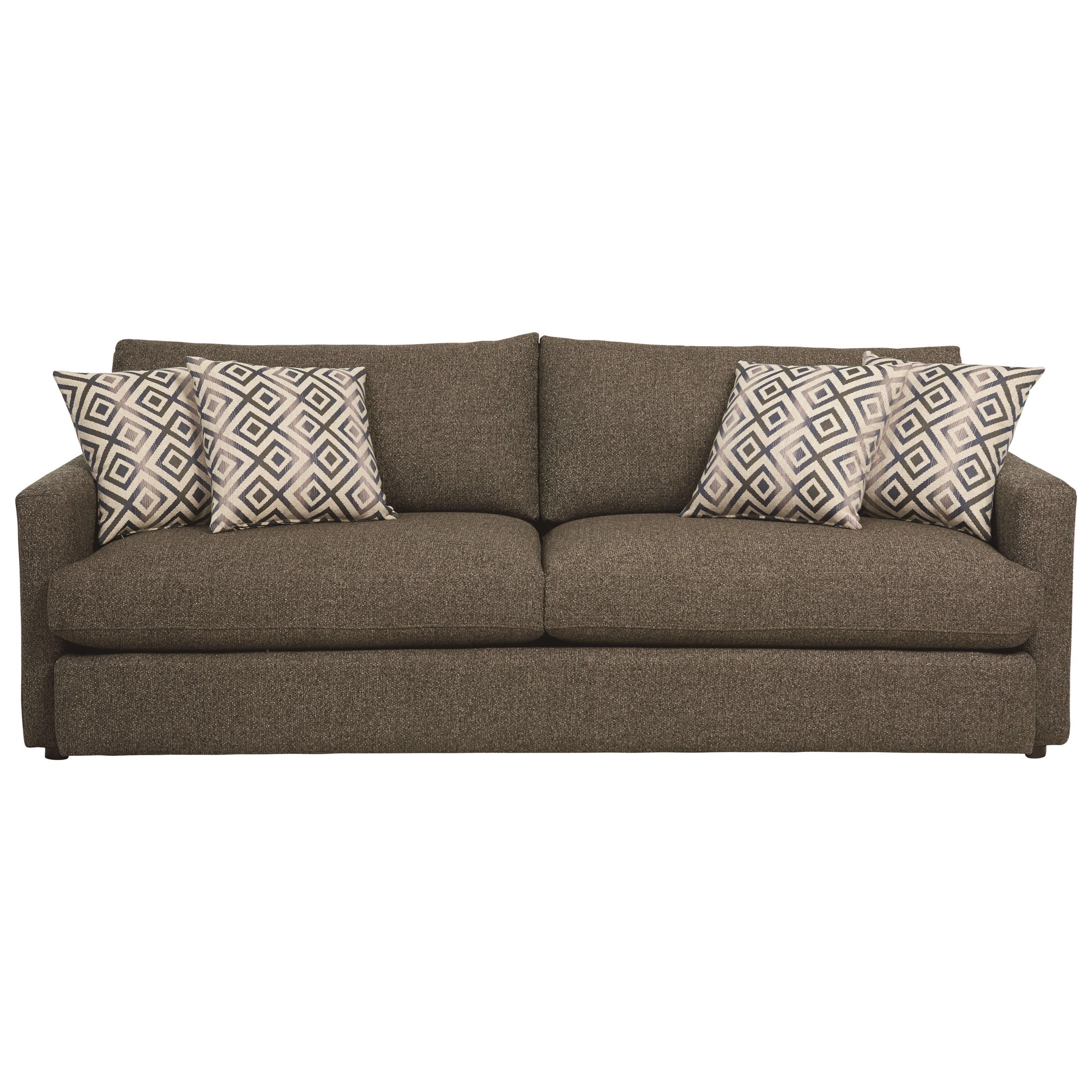 Allure Sofa by Bassett at Suburban Furniture