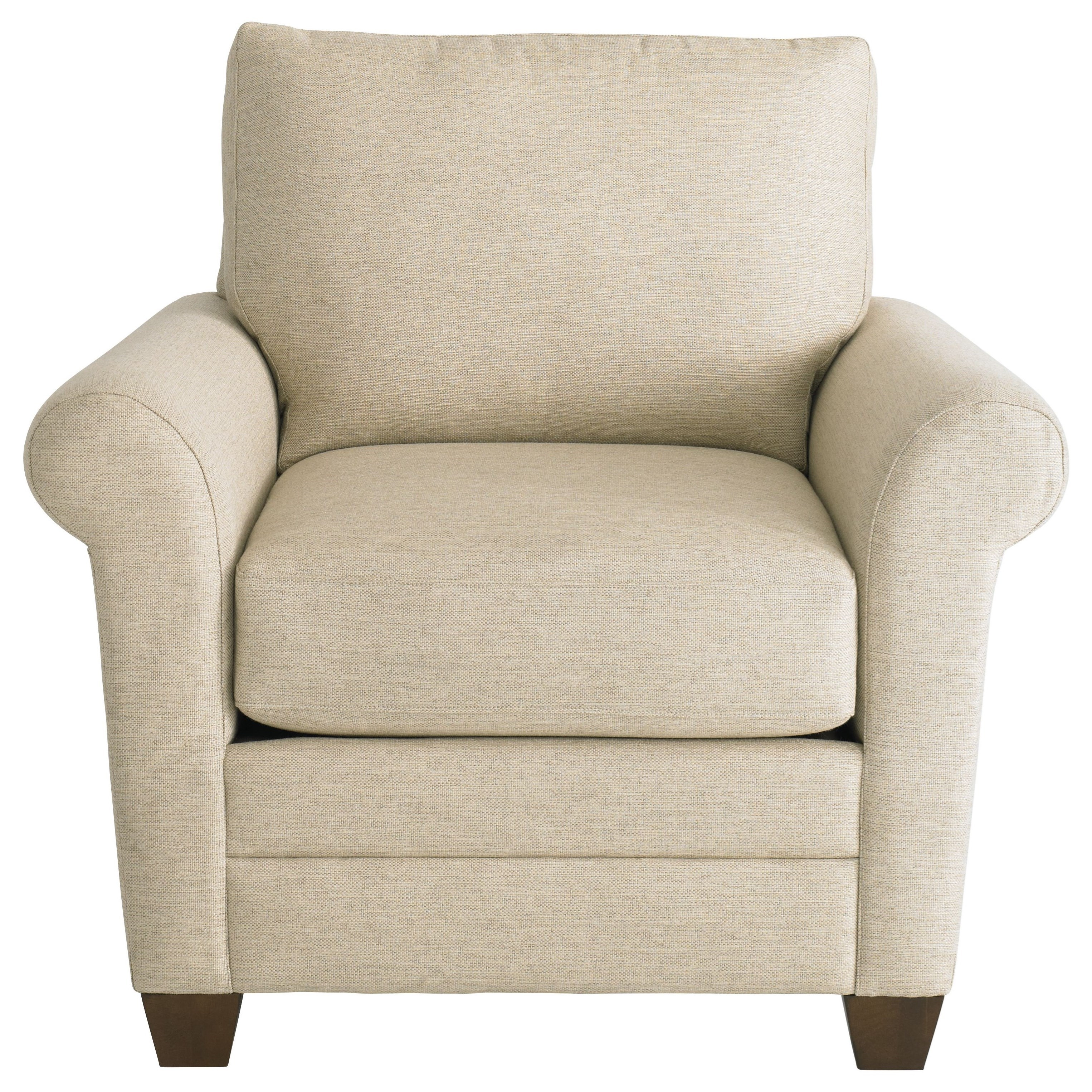 Andrew Chair by Bassett at Steger's Furniture