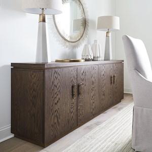 Modern Sideboard with Adjustable Shelves