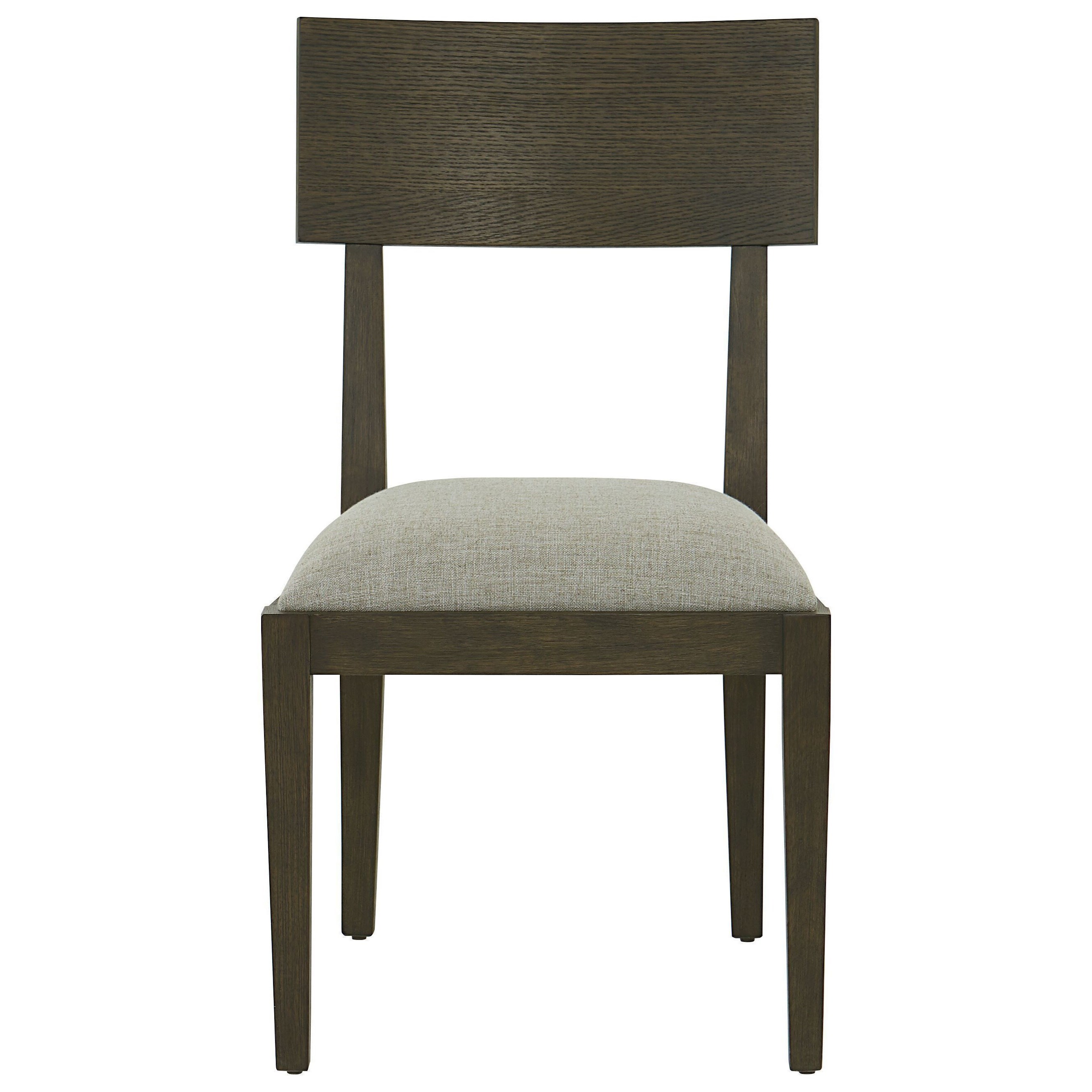 Modern - Astor and Rivoli Side Chair by Bassett at Fisher Home Furnishings