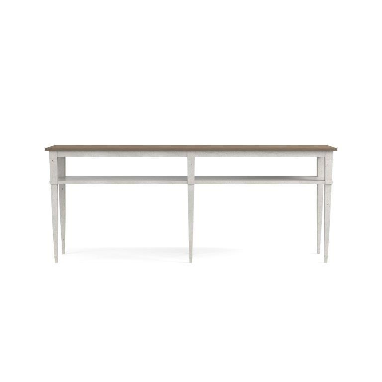 Bella Console Table by Bassett at Bassett of Cool Springs