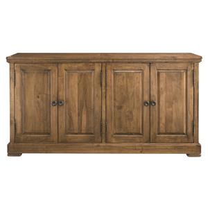 Four Door Hawkins Huntboard