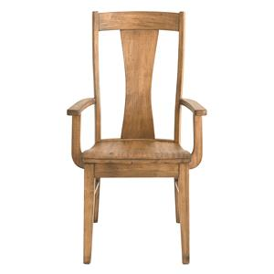 Boone Transitional Arm Chair