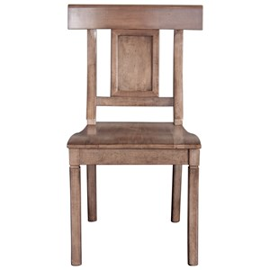 Baxter Contemporary Side Chair