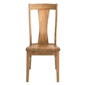 Bassett Bench Made Boone Side Chair