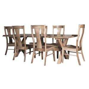 "90"" Rectangular Dining Table"