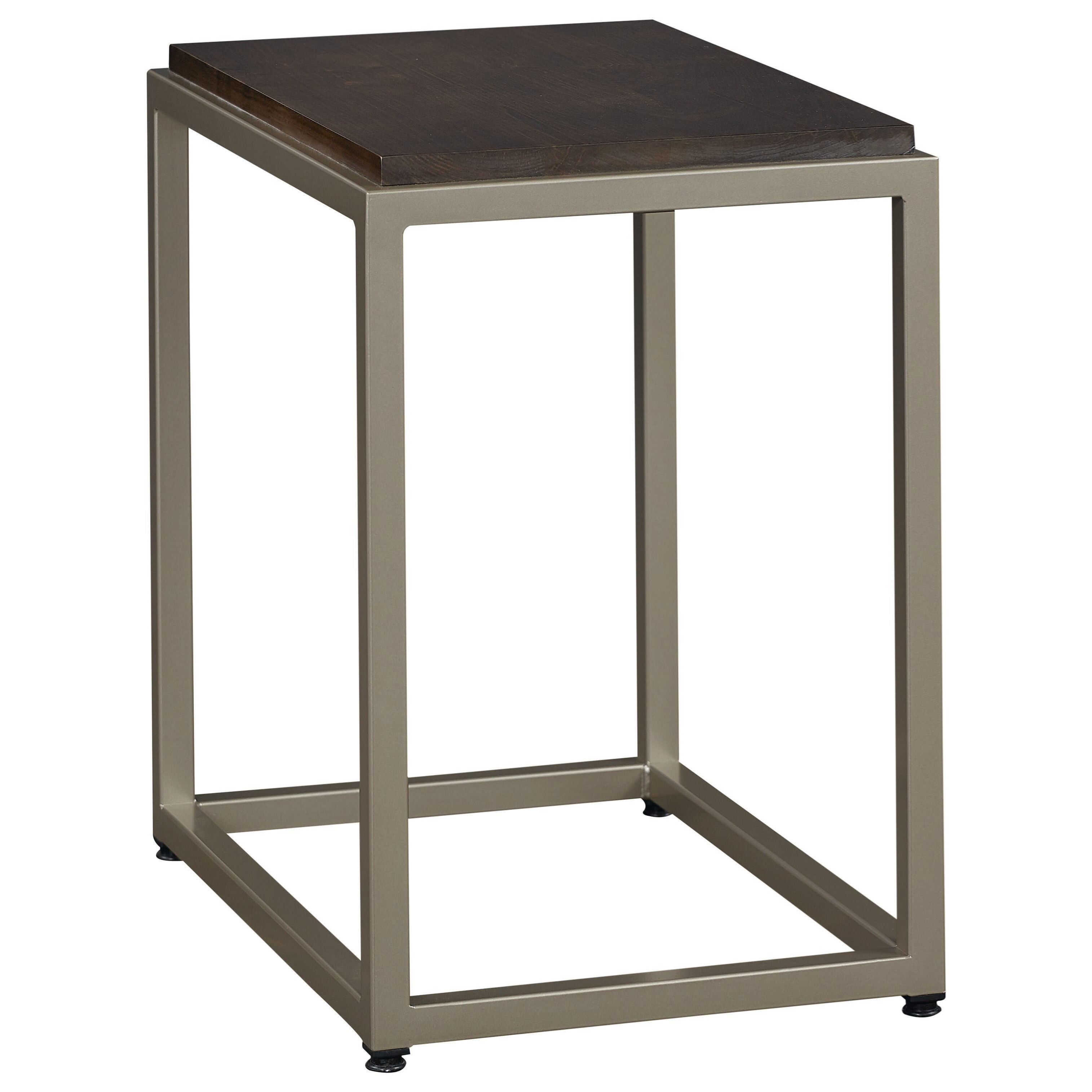 BenchMade Midtown Chairside Table by Bassett at Bassett of Cool Springs