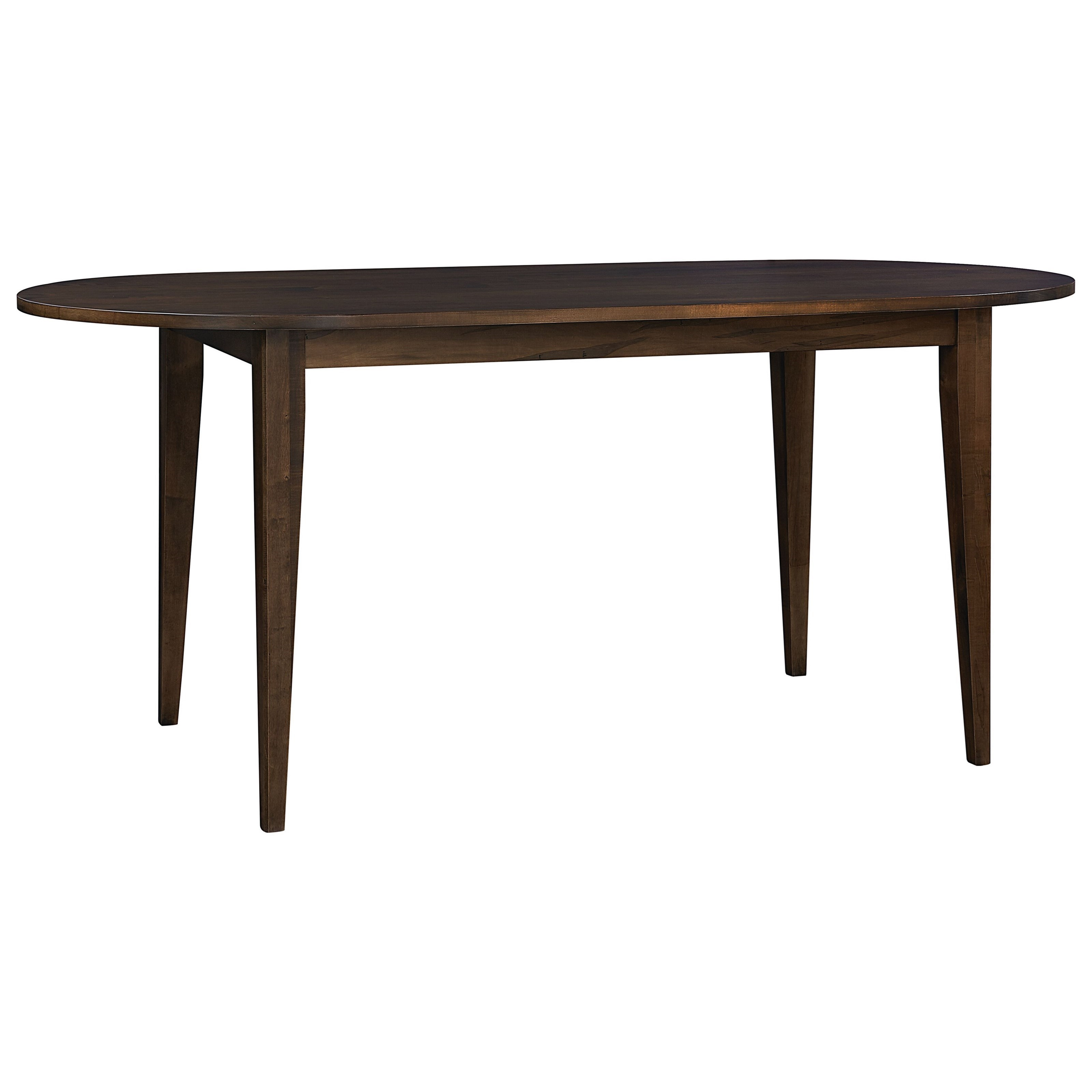 BenchMade Counter Height Table by Bassett at Bassett of Cool Springs