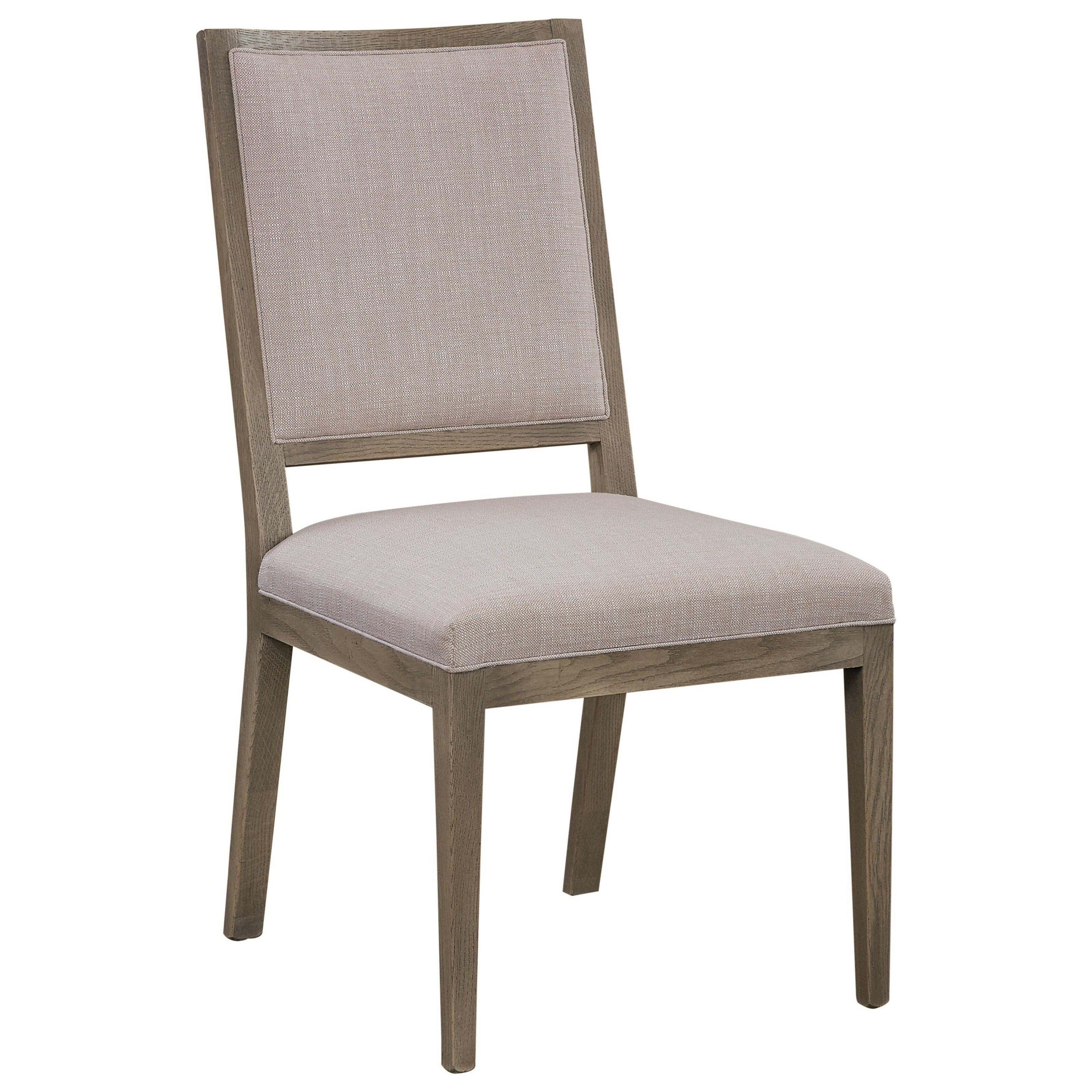BenchMade Side Chair by Bassett at Suburban Furniture