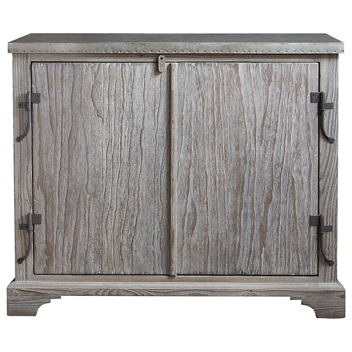 """Boatmaker 44"""" Cabinet by Bassett at Bassett of Cool Springs"""