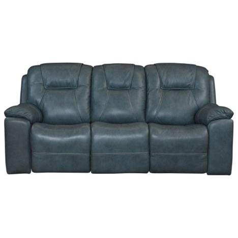 Club Level - Chandler Reclining Sofa by Bassett at Bassett of Cool Springs