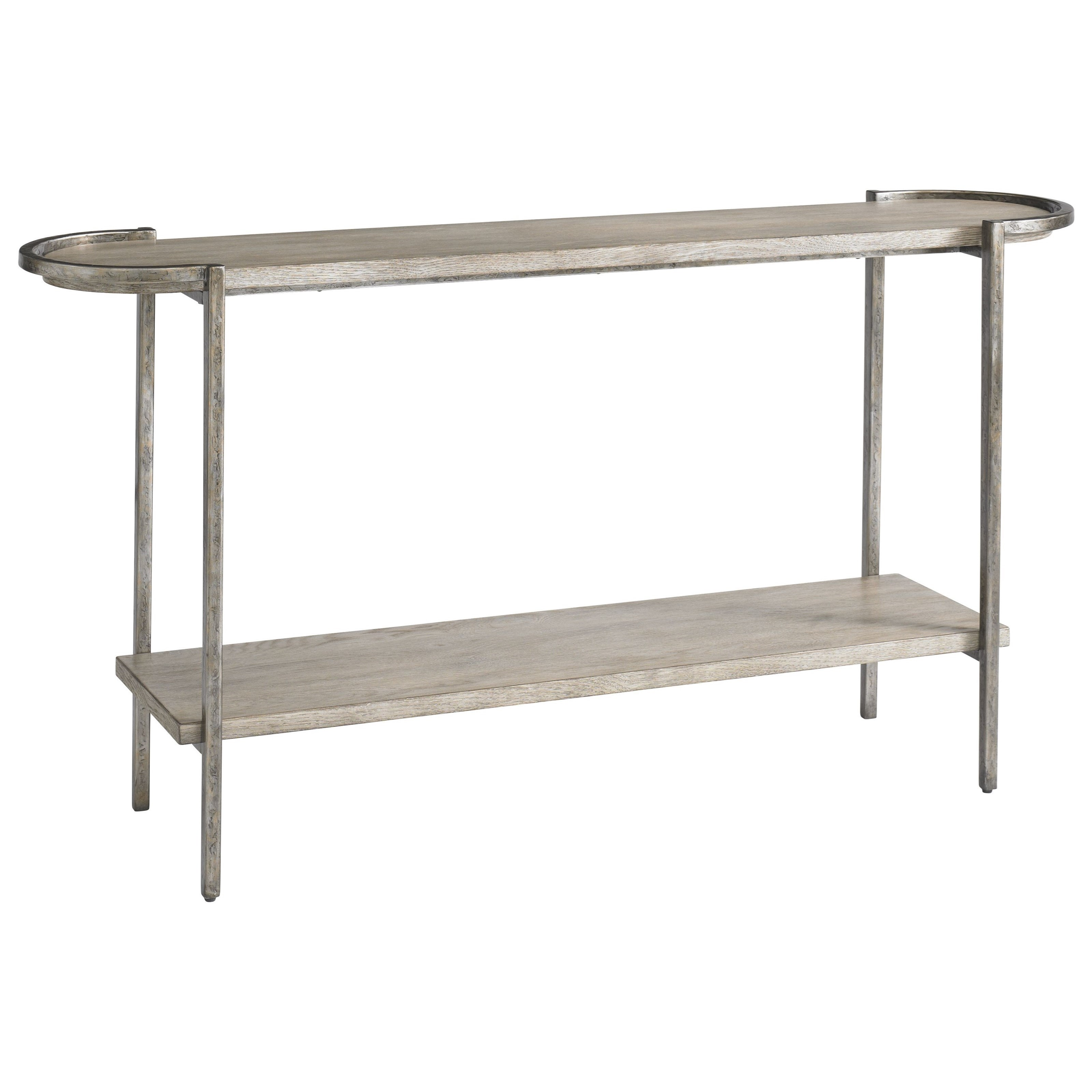 Chelsea Pier Console Table by Bassett at Bassett of Cool Springs
