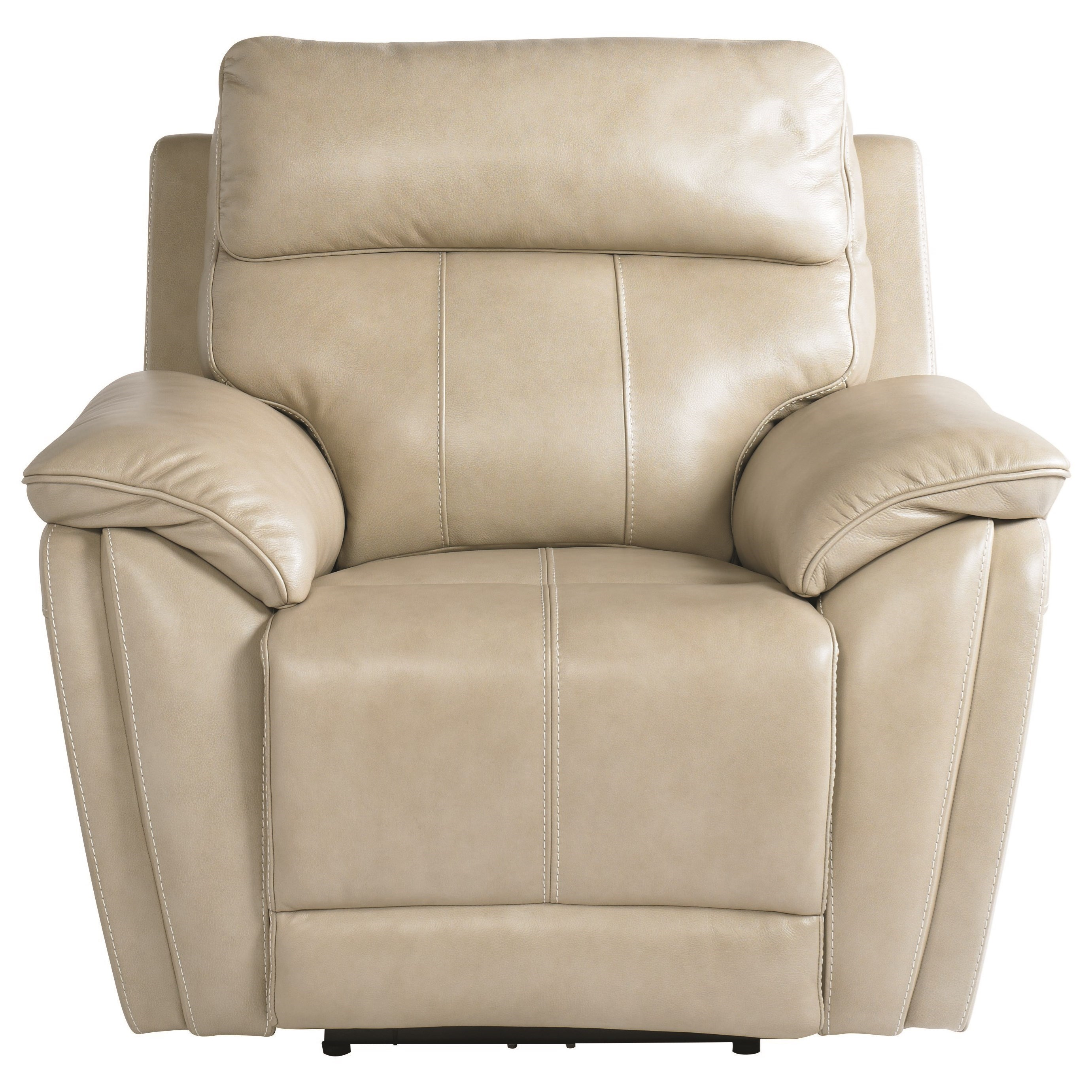 Club Level - Levitate Wallsaver Recliner by Bassett at Fisher Home Furnishings