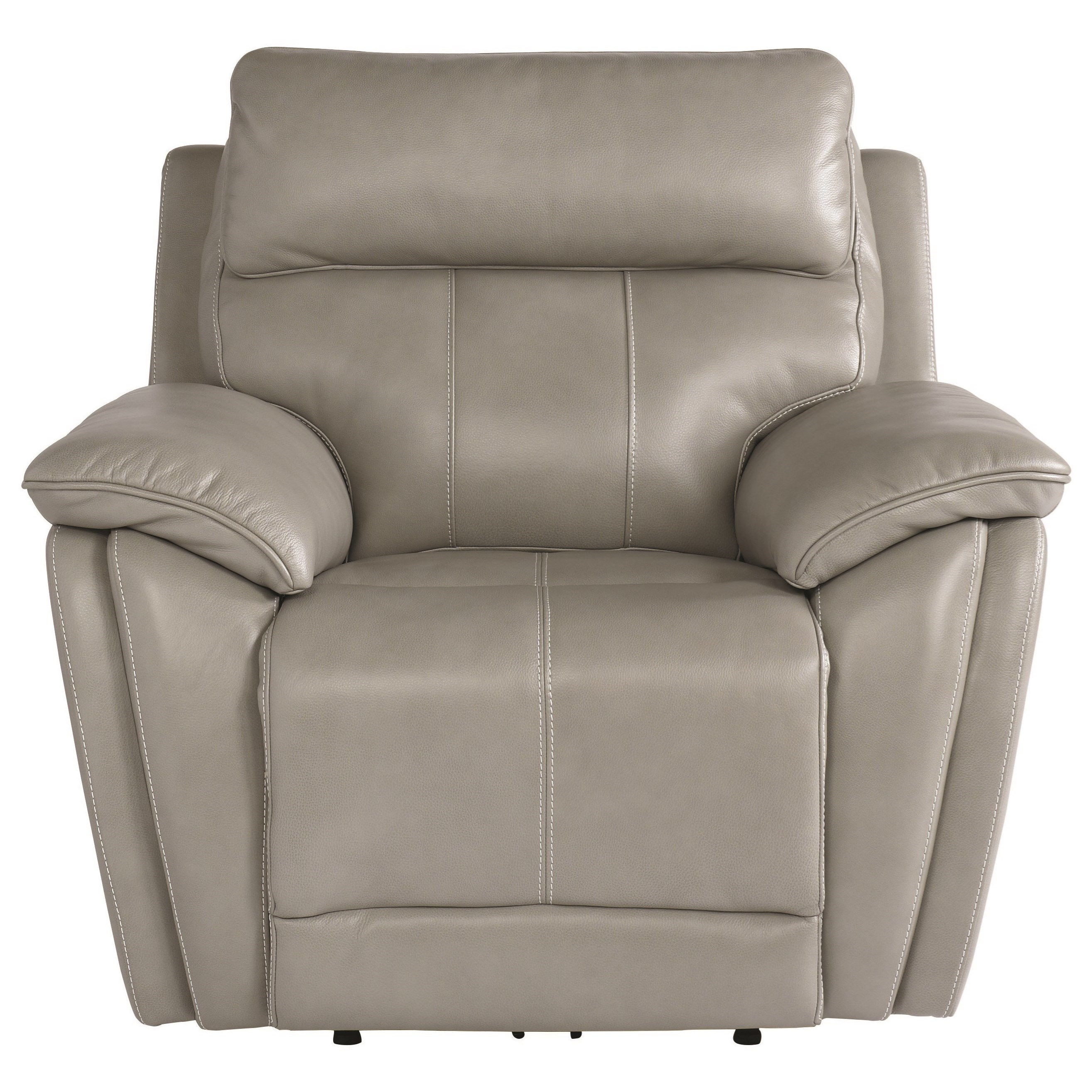 Club Level - Levitate Wallsaver Recliner by Bassett at Furniture Superstore - Rochester, MN