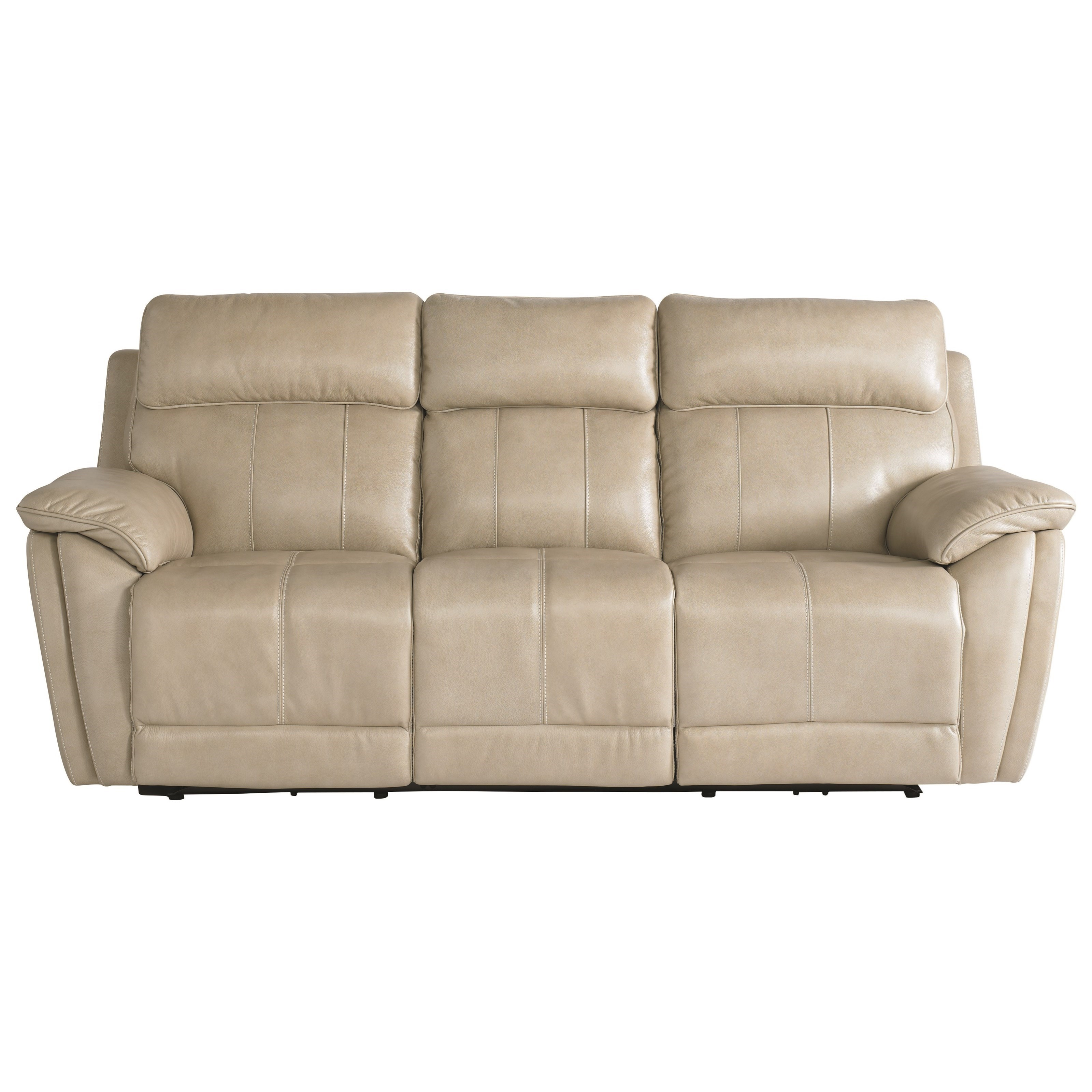 Club Level - Levitate Motion Sofa by Bassett at Darvin Furniture