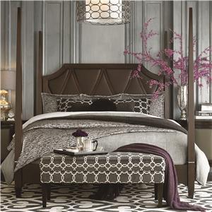 Bassett Cosmopolitan Queen Poster Bed