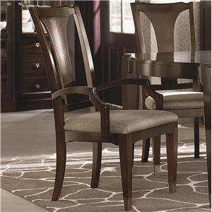 Bassett Cosmopolitan Arm Chair