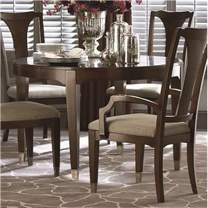 Bassett Cosmopolitan Round Dining Table
