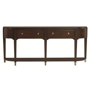 Bassett Cosmopolitan Hall Console Table