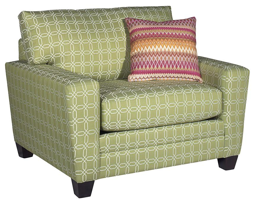 CU.2 Upholstered Chair by Bassett at Bassett of Cool Springs