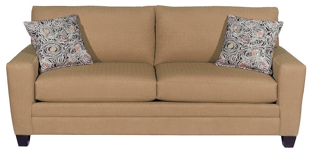 CU.2 Upholstered Sofa by Bassett at Bassett of Cool Springs