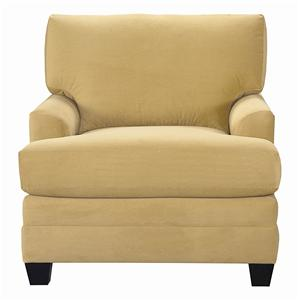 Upholstered Stationary Chair