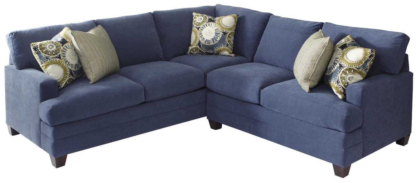 CU.2 L Shaped Sectional Group by Bassett at Bassett of Cool Springs