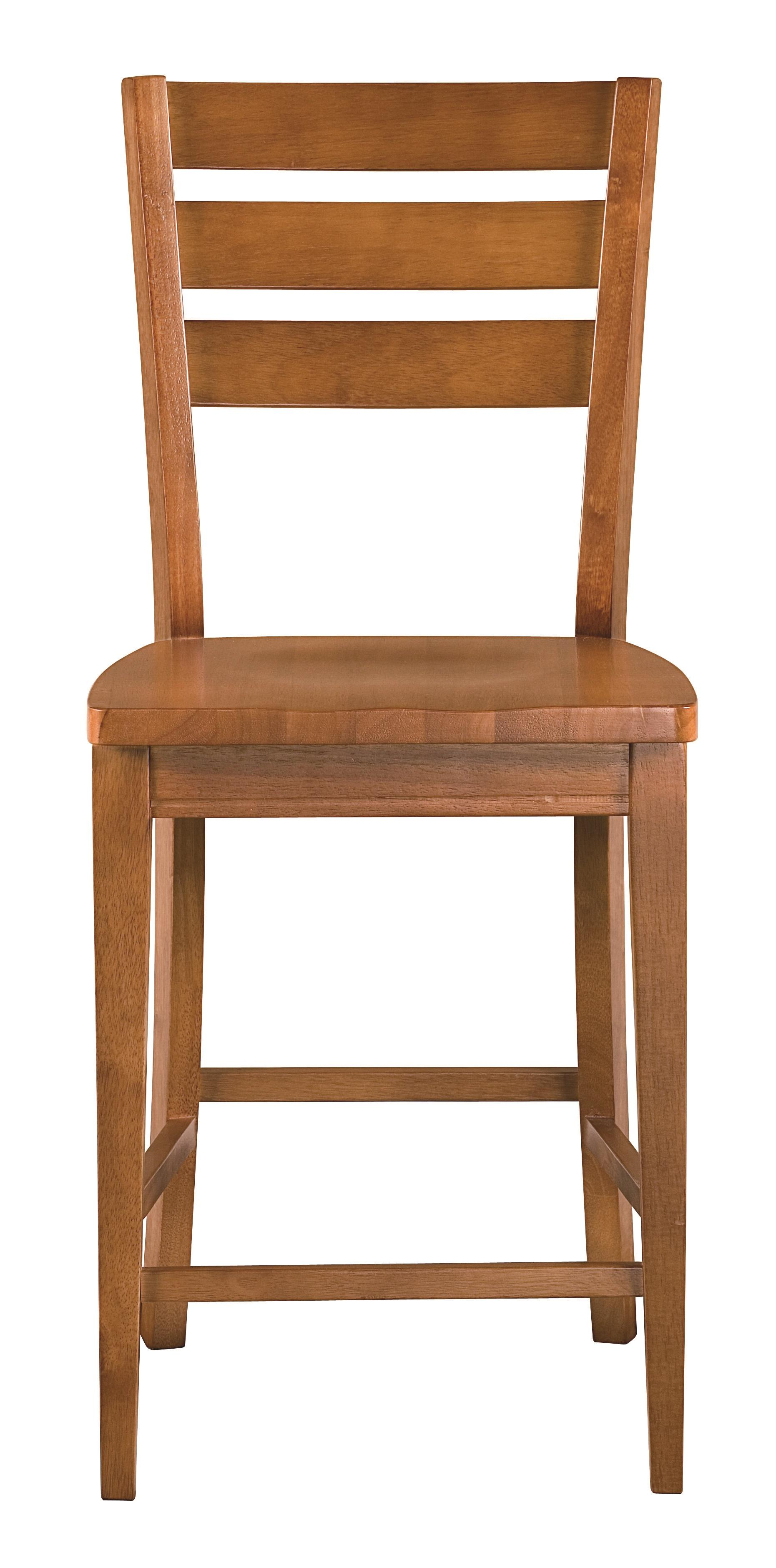 Custom Dining Dining Counter Stool by Bassett at H.L. Stephens