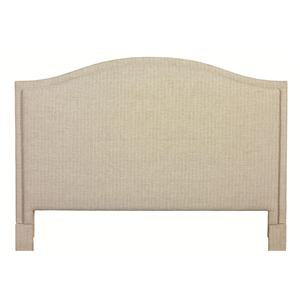 King Vienna Upholstered Headboard