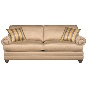 Bassett Custom Upholstery - Estate <b>Custom</b> Sofa