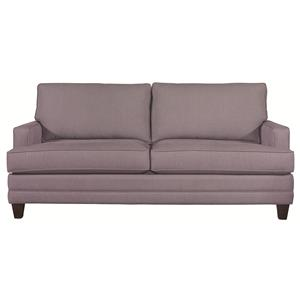 Bassett Custom Upholstery - Loft <b>Custom</b> Queen Sleeper