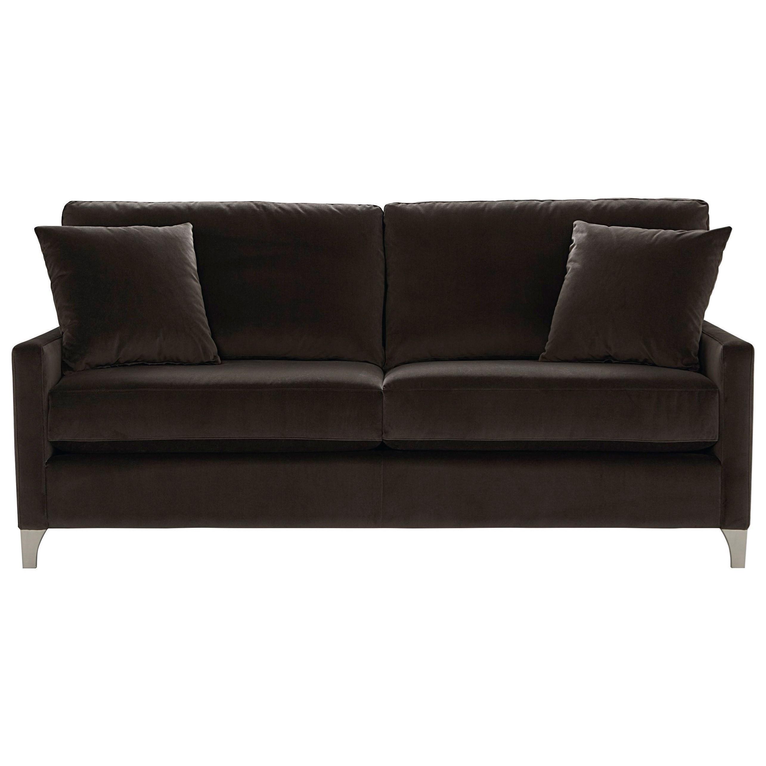 Custom Upholstery Customizable Studio Sofa by Bassett at Bassett of Cool Springs