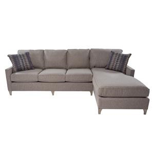 Sweetbriar Customizable 2-Piece Chaise Sectional