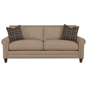 Sofa with Transitional Style