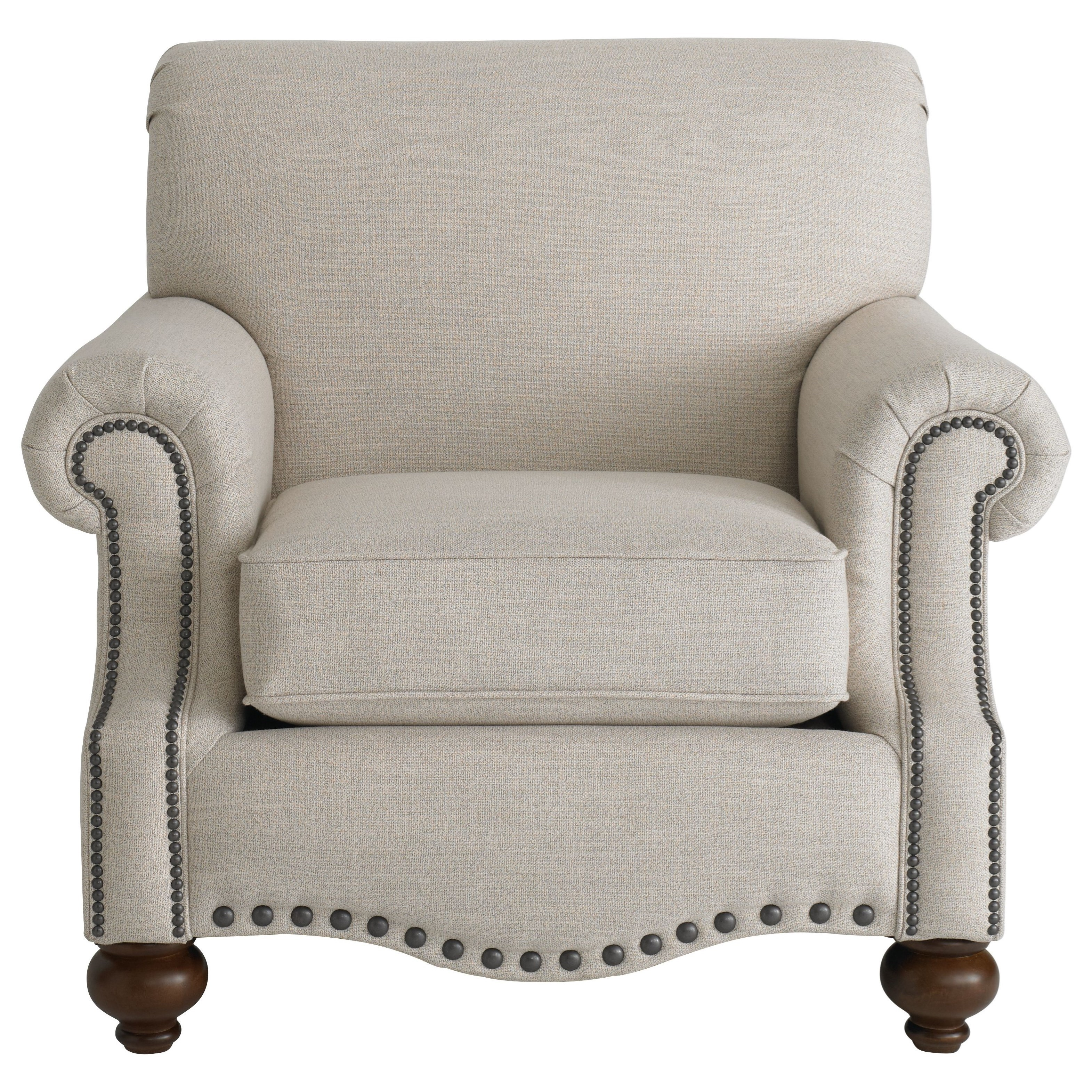 Hunt Club Chair by Bassett at Bassett of Cool Springs