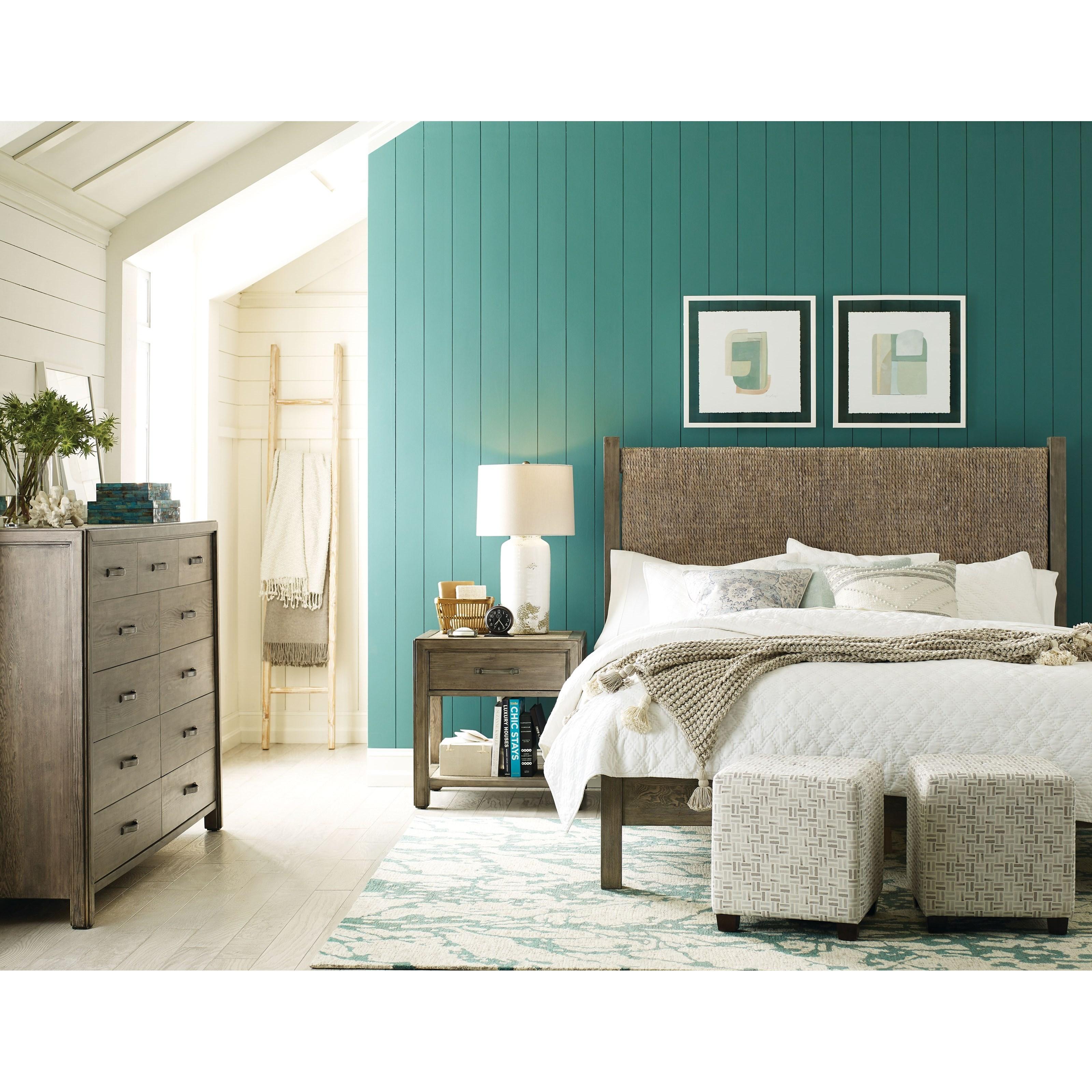 Island House California King Bedroom Group by Bassett at Bassett of Cool Springs