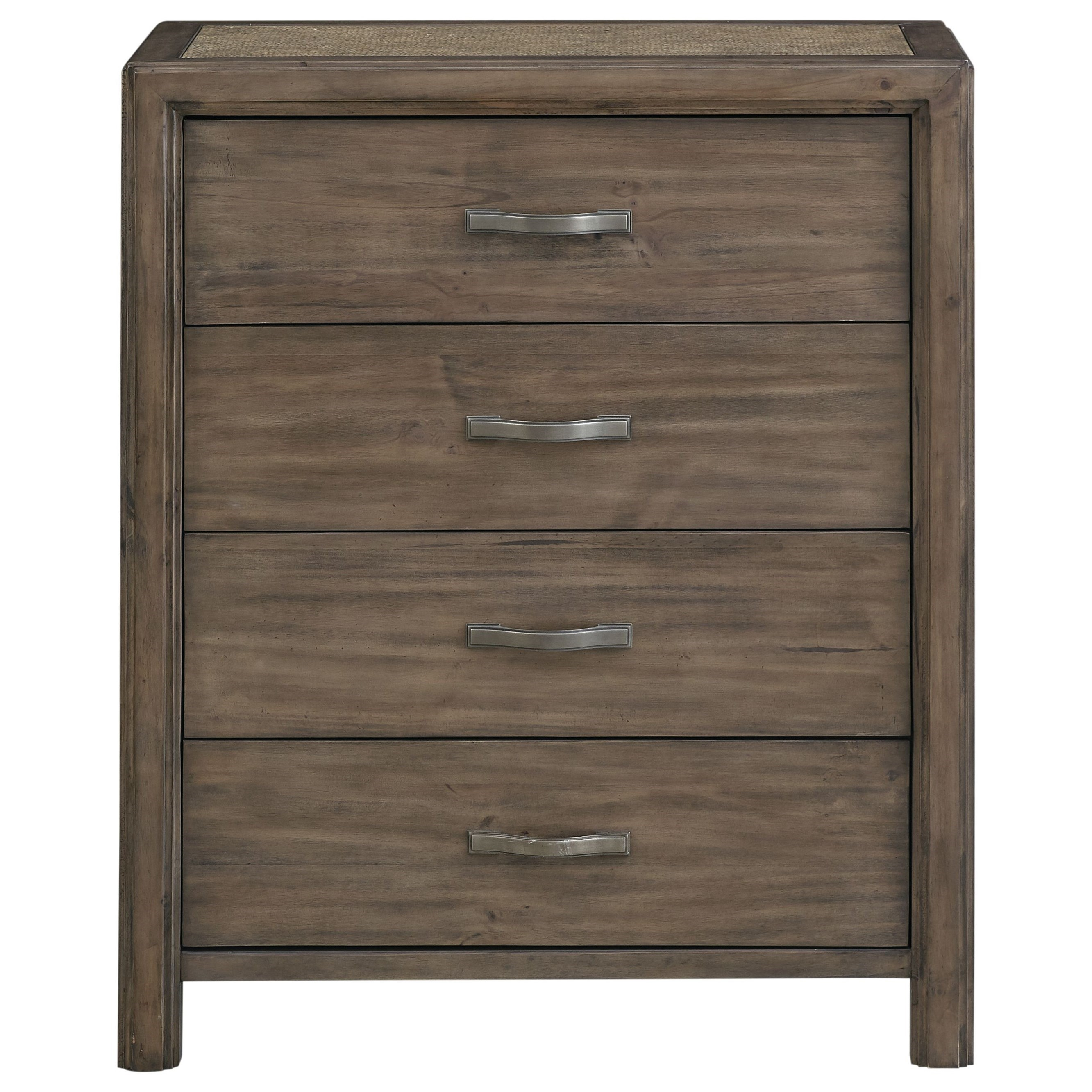 Island House Chest by Bassett at Williams & Kay