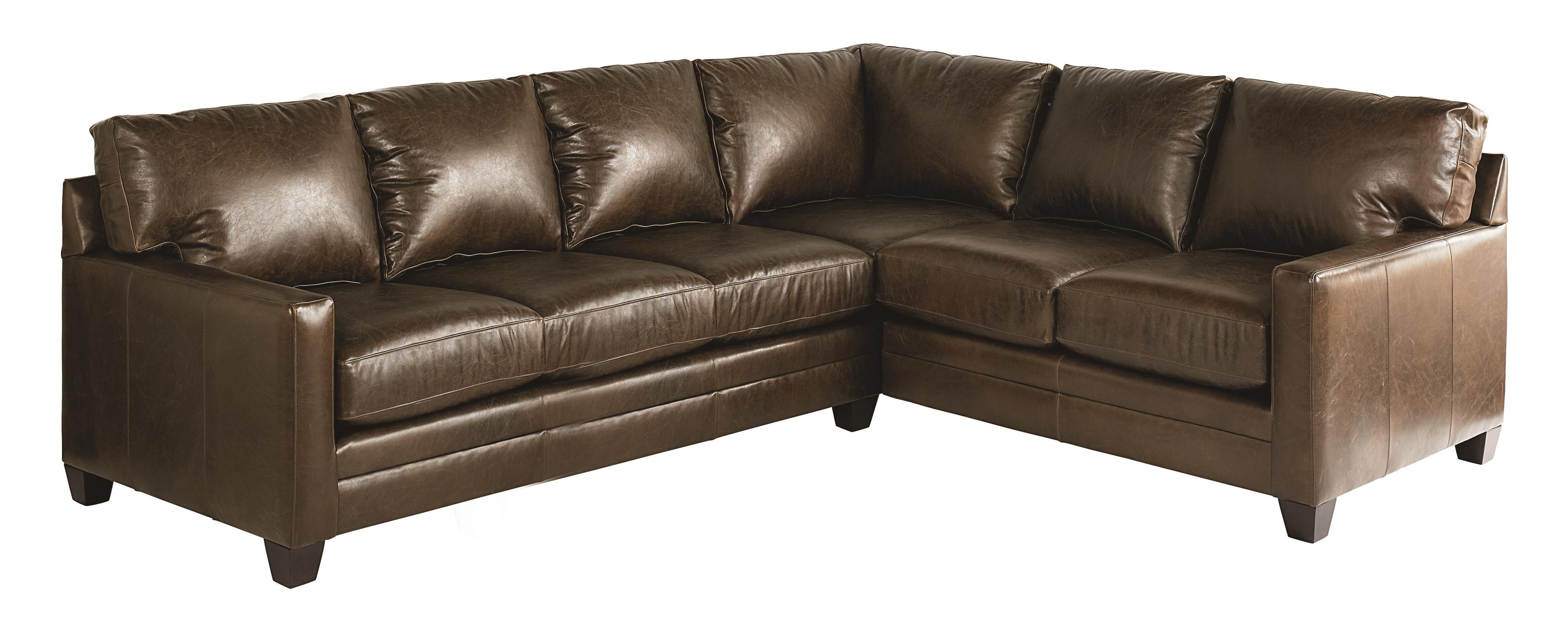 Ladson Sectional Sofa by Bassett at Bassett of Cool Springs