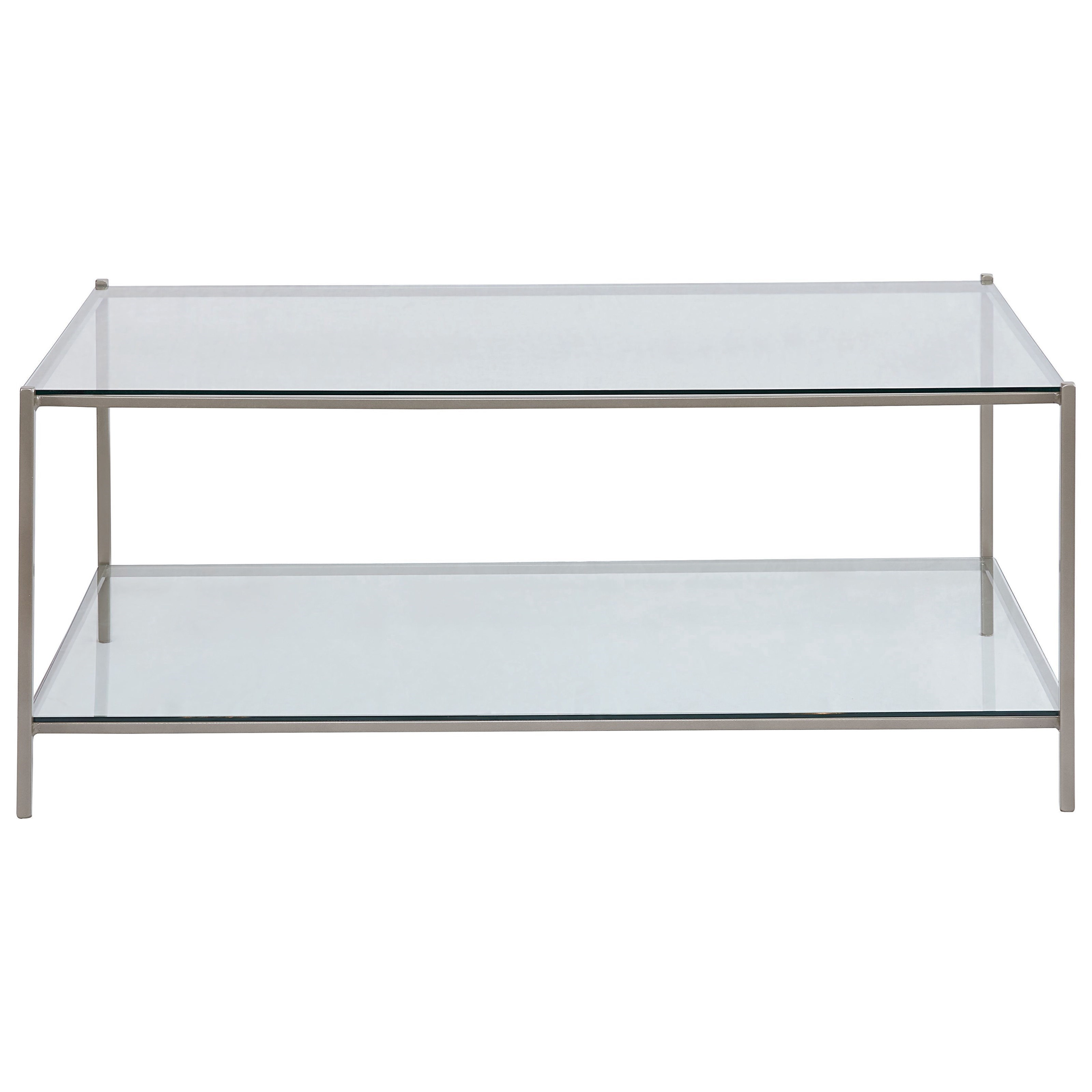 Linville Cocktail Table by Bassett at Bassett of Cool Springs