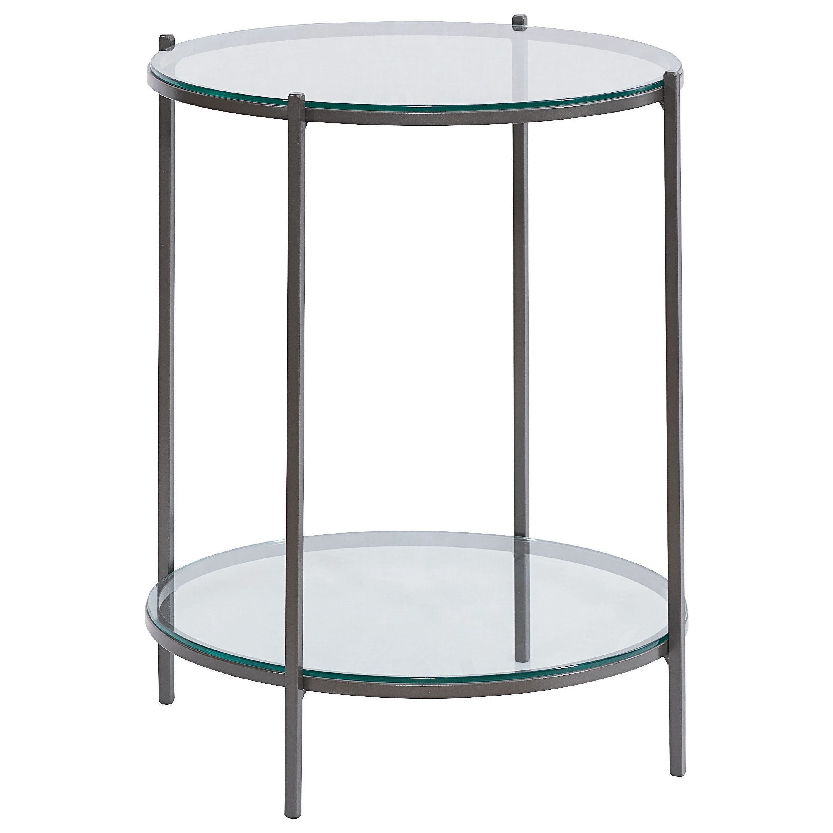 Linville End Table by Bassett at Bassett of Cool Springs