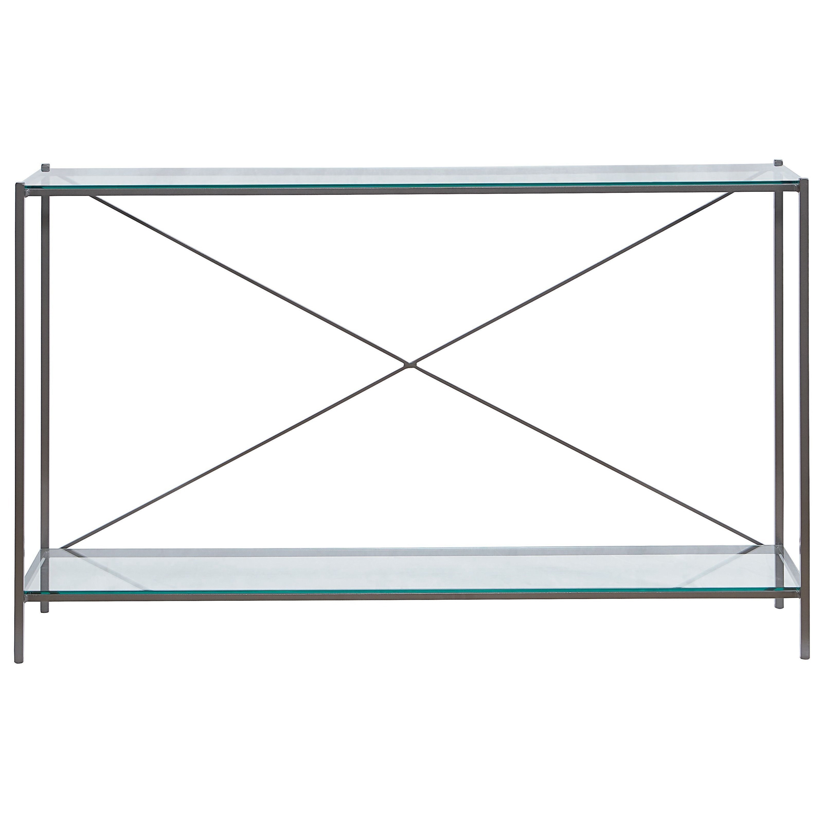 Linville Sofa Table by Bassett at Bassett of Cool Springs