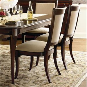 Bassett Louis-Philippe Side Chair - Fabric