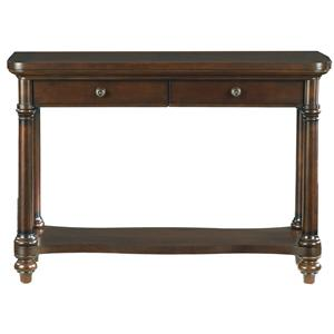 Bassett Louis-Philippe Console Table