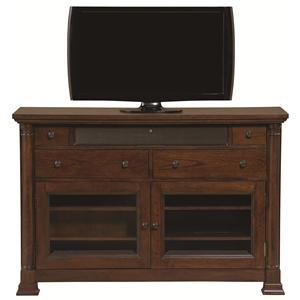 Bassett Louis-Philippe TV Stand