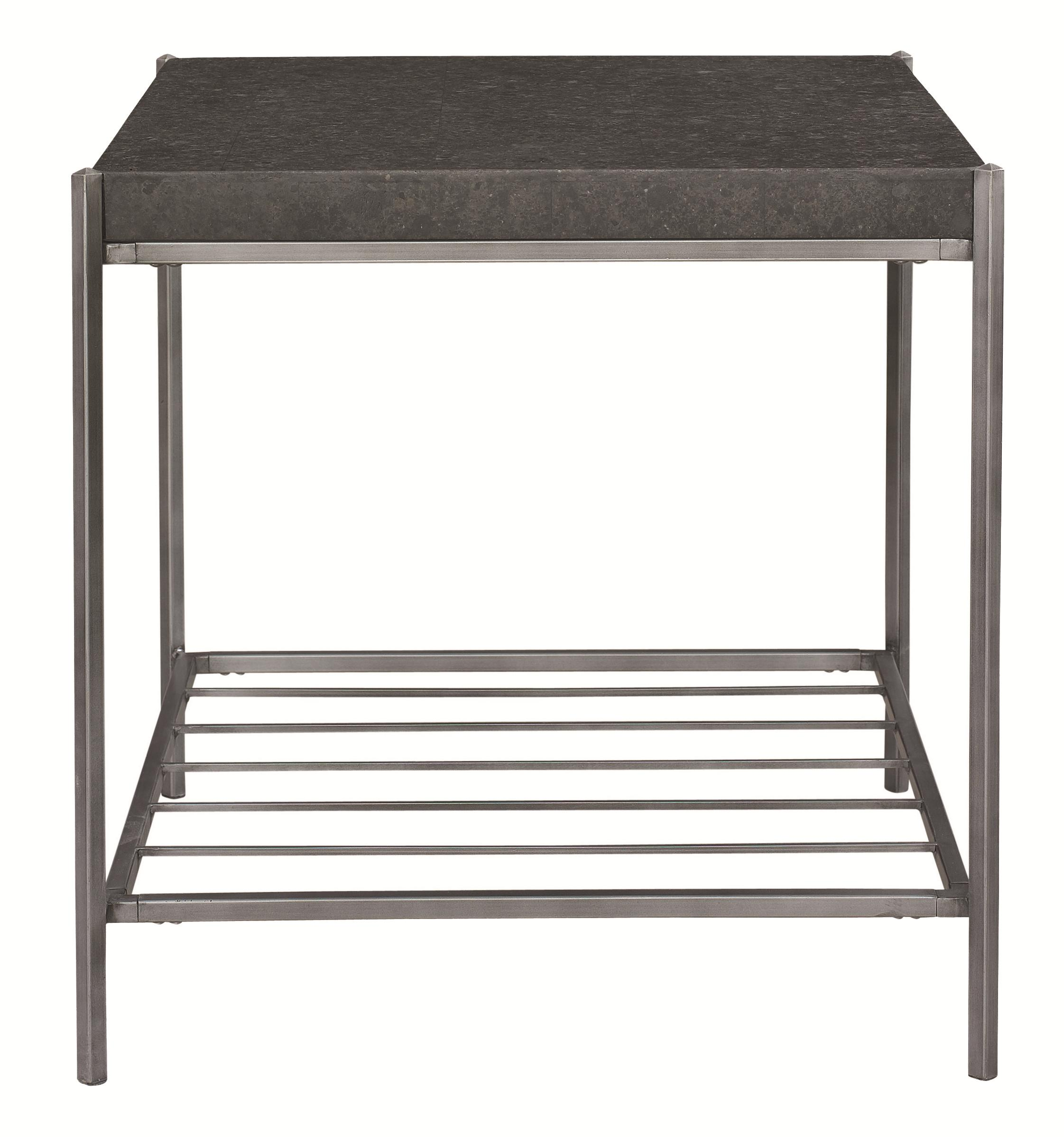 Metro End Table by Bassett at Rotmans