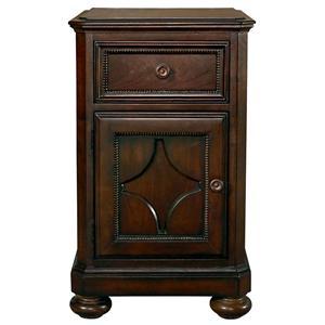 Bassett Moultrie Park Bedside Cabinet